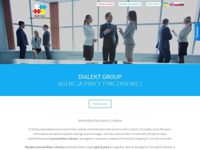 Dialekt Group Sp. z o o. Sp. k.