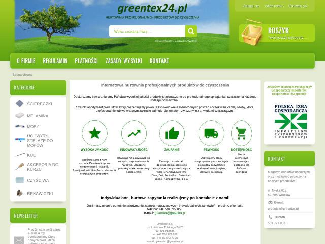 https://www.greentex24.pl/