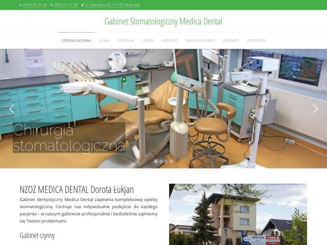 http://medicadental.pl/